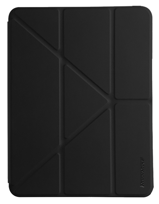 "ROCKROSE θήκη προστασίας Defensor IΙ για iPad Pro 12.9"" 2020, μαύρη - ROCKROSE 36385"