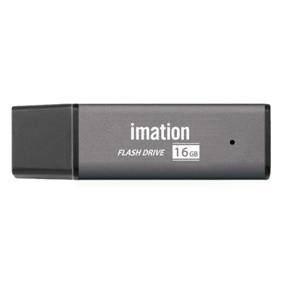 IMATION USB Flash Drive OJ3 RT02030016SV, 16GB, USB 2.0, ασημί - IMATION 33159