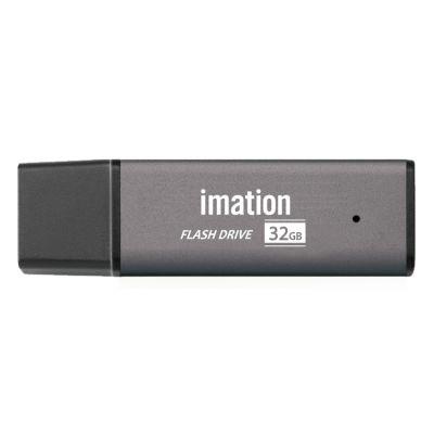 IMATION USB Flash Drive OJ3 RT02030032SV, 32GB, USB 2.0, ασημί - IMATION 33160