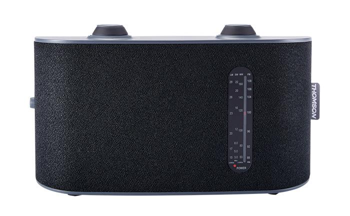 THOMSON Φορητό ραδιόφωνο RT250, 4 bands, μαύρο - THOMSON 18509