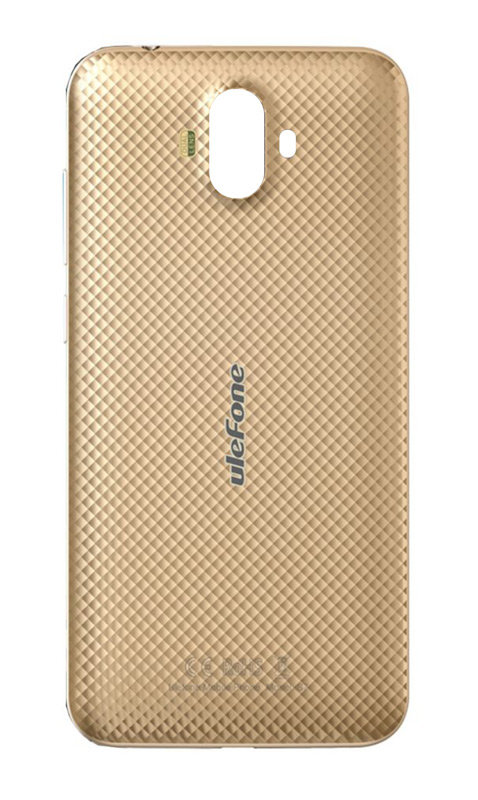 ULEFONE Battery Cover για Smartphone S7, Gold - ULEFONE 17413