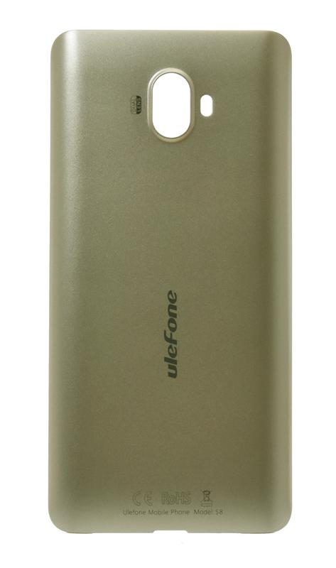 ULEFONE Battery Cover για Smartphone S8, Gold - ULEFONE 16889