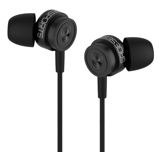 SADES Gaming earphones Wings 10, magnetic, 10mm, 3.5mm, μαύρα - SADES 30605