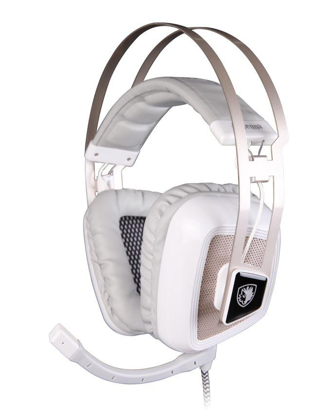 SADES Gaming Ηeadset Antenna, USB,  7.1CH, με 40mm ακουστικά - SADES 4863