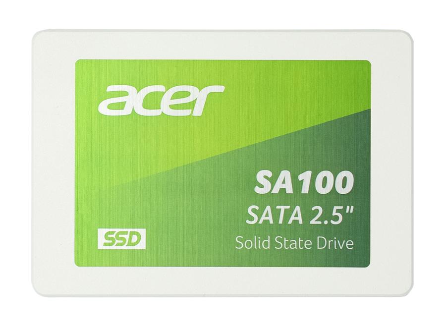 """ACER SSD SA100 480, 2.5"""", SATA III, 560-493MB/s, 3D TLC NAND - ACER 36405"""