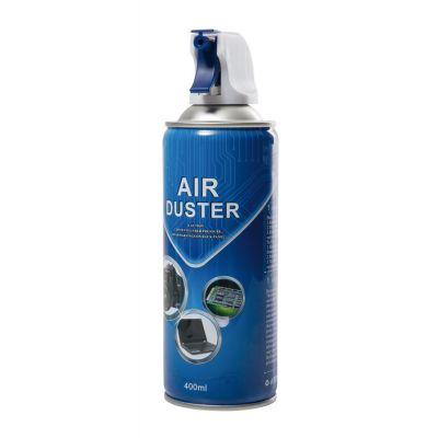 Σπρέι Πεπιεσμένου αέρα ηλεκτρονικών συσκευών, 400ml - UNBRANDED 16143