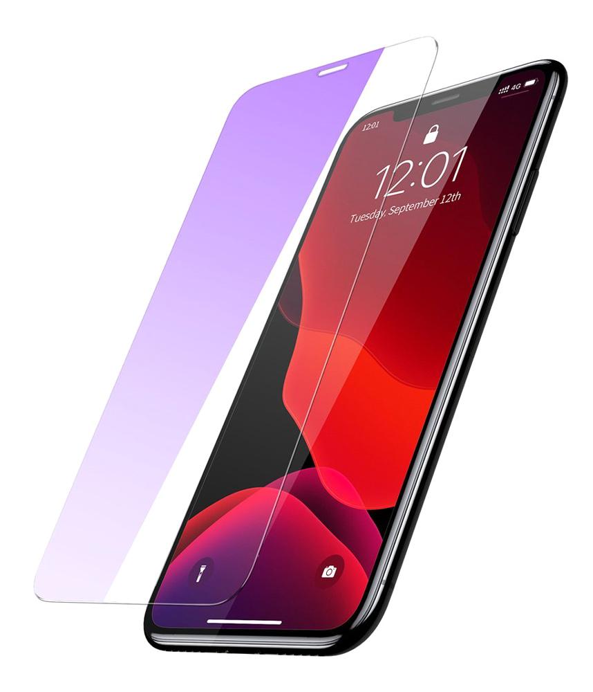 BASEUS tempered glass για iPhone 11 SGAPIPH61S-FC02, 0.15mm, 2τμχ - BASEUS 27115
