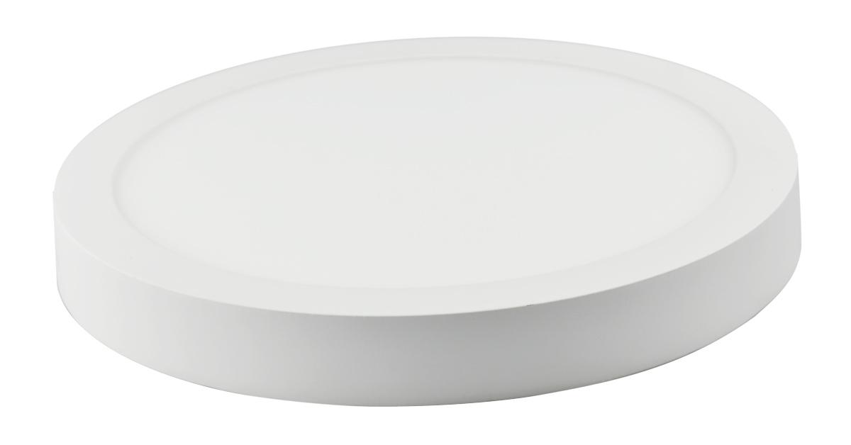 POWERTECH LED Panel SMRP-1206W3, 6W, warm white 3000K, 360lm - POWERTECH 26557