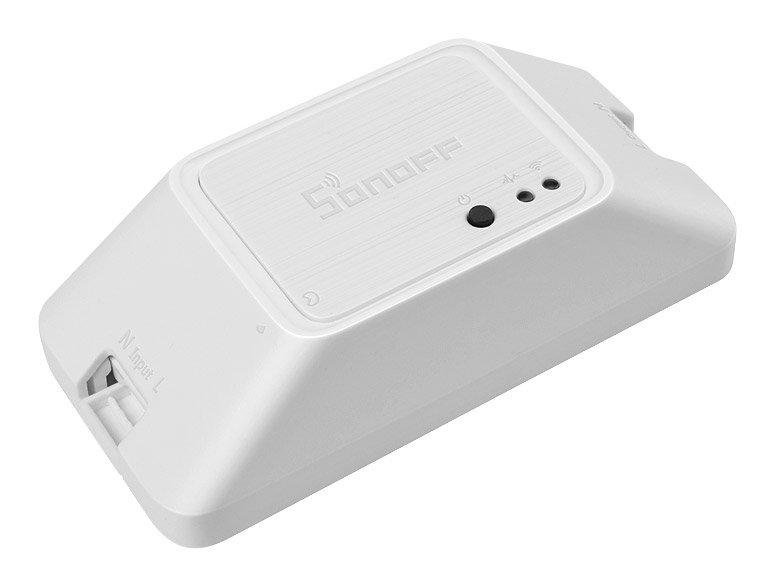 SONOFF Smart διακόπτης SNF-BASICR3, 10A, WiFi, λευκός - SONOFF 26425