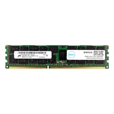 DELL used Server RAM 16GB, 2Rx4, DDR3-1333Mhz, PC3L-10600R - DELL 22850