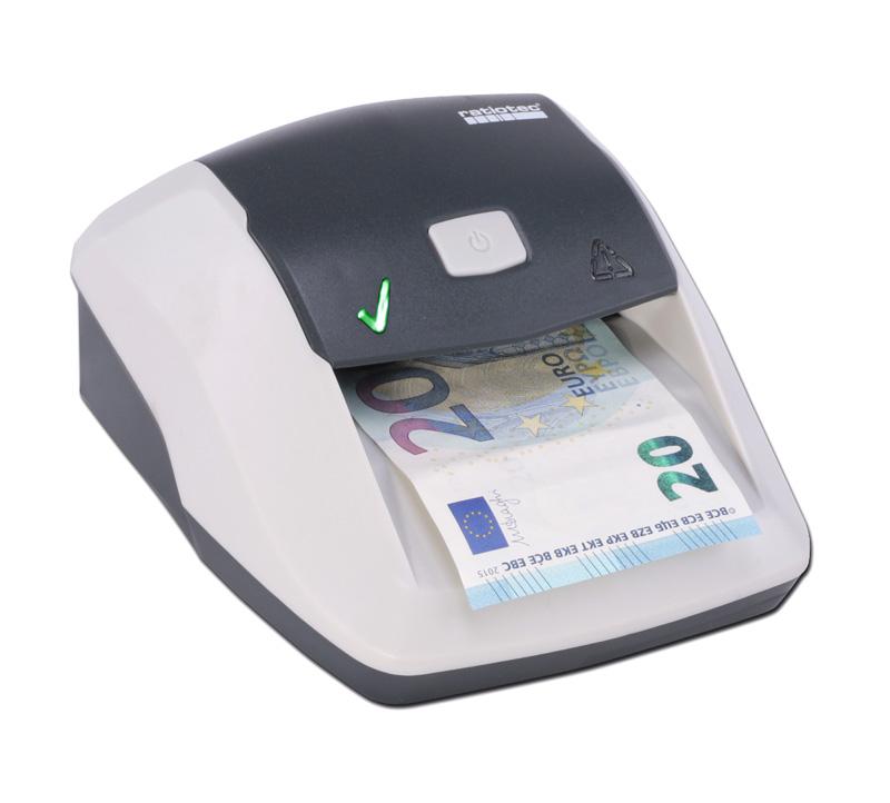 RATIOTEC Αυτόματος ανιχνευτής γνησιότητας χαρτονομισμάτων Soldi Smart - RATIOTEC 1717