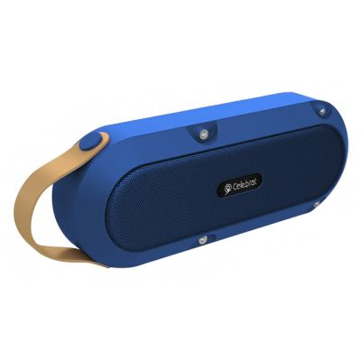 CELEBRAT φορητό ηχείο SP-5, 10W TWS, BT/3.5mm/USB/SD Card, μπλε - CELEBRAT 35981