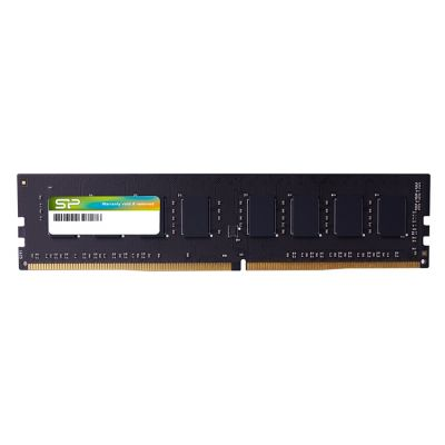 SILICON POWER μνήμη DDR4 UDIMM SP004GBLFU240X02, 4GB, 2400MHz, CL17 - SILICON POWER 43238