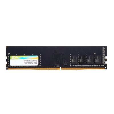 SILICON POWER Μνήμη DDR4 UDimm, 8GB, 2400MHz, CL17 - SILICON POWER 23155