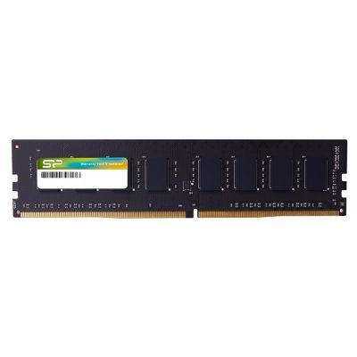 SILICON POWER μνήμη DDR4 UDIMM SP016GBLFU266F02, 16GB, 2666MHz, CL19 - SILICON POWER 34439