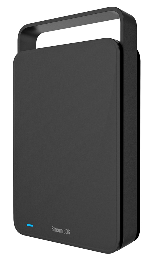 SILICON POWER εξωτερικός HDD 3TB Stream S06, USB 3, Black - SILICON POWER 17304