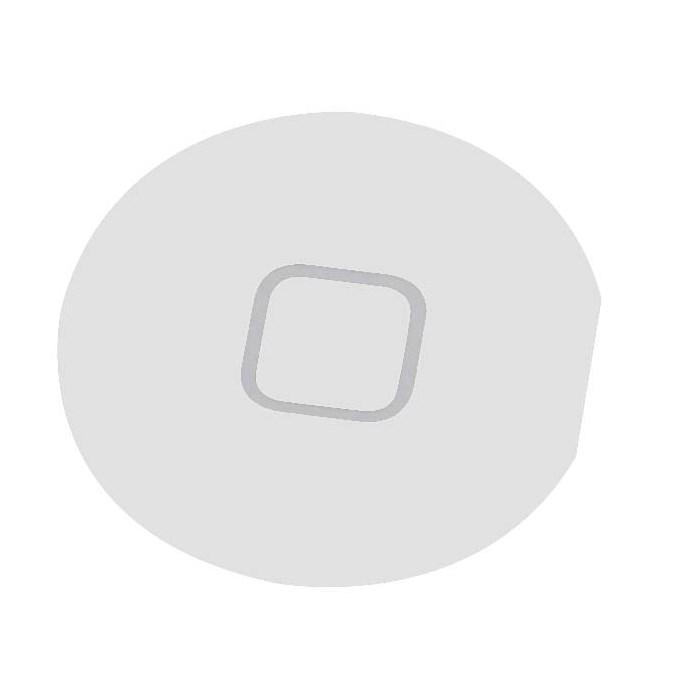 Πλήκτρο Home button για iPad 2/3/4, White - UNBRANDED 9194