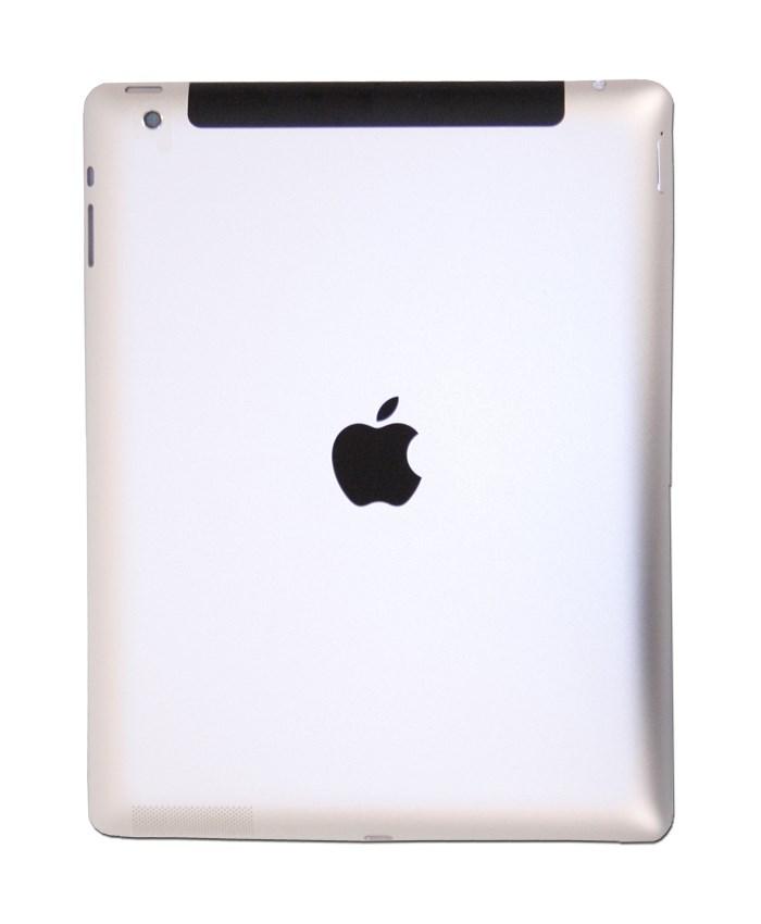 Πίσω κάλυμμα για iPad 4, 4G - UNBRANDED 9176
