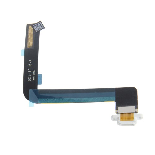 Καλώδιο Flex κοννέκτορα φόρτισης για iPad Air, White - UNBRANDED 9167