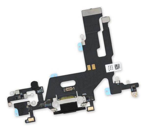 Καλώδιο flex θύρας φόρτισης SPIP11-0003 για iPhone 11 - UNBRANDED 33694