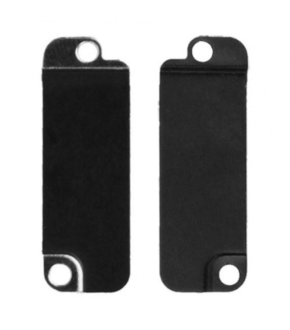 Μεταλλικό πλαίσιο κλειδώματος κοννέκτορα φόρτισης για iPhone 4G/4S - UNBRANDED 9404