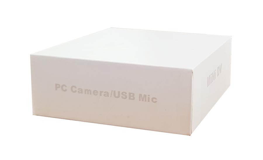 USB Flash Drive με κρυφή κάμερα HD και μικρόφωνο, microSD, 30fps, Black - UNBRANDED 14789