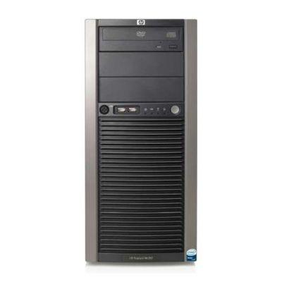 HP used Server ML310 Gen5 Tower E3120, 2GB, P212/256MB, 1x PSU - HP 13848
