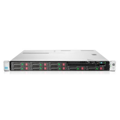 HP used server DL360E Gen 8 2x E5-2450L, 16GB, 2x460W, P420/1GB, SFF, SQ - HP 17736