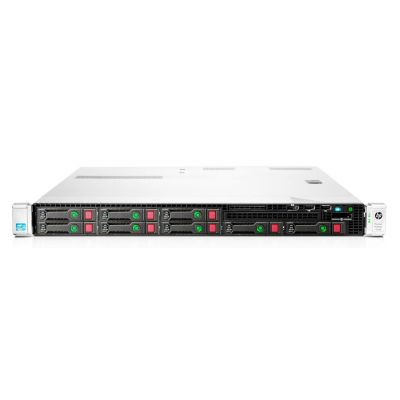 HP Server DL360E GEN 8, 2x E5-2450L, 8GB, 2x 460W, P822/2GB, REF SQ - HP 23755