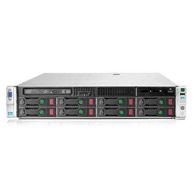 "HP Server ProLiant DL380p Gen8, 2x E5-2620, 16GB, DVD, 8x 2.5"", REF SQ - HP 27160"