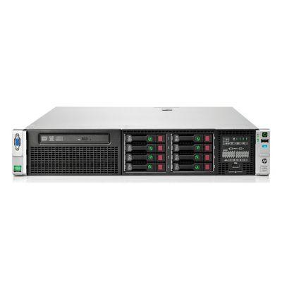 HP Server ProLiant DL380p Gen8, 2x E5-2620, 16GB, 2x 750W, DVD, REF SQ - HP 30256