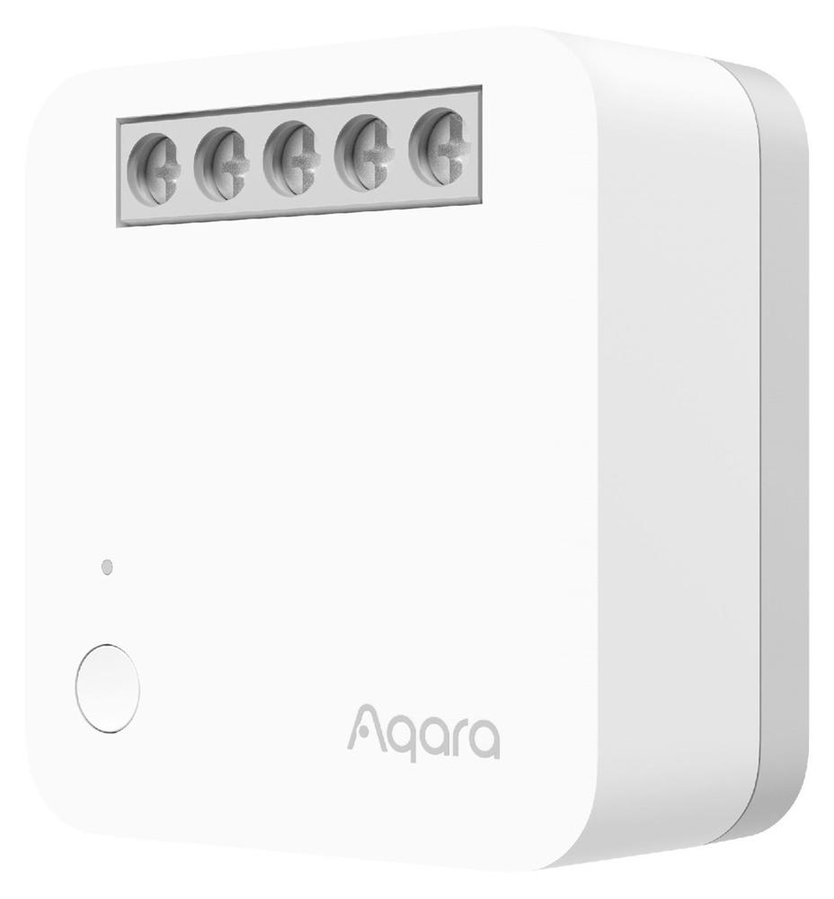 AQARA Single Switch Module T1 με ουδέτερο SSM-U01, λευκό - AQARA 36943