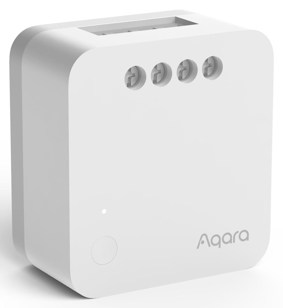 AQARA Single Switch Module T1 χωρίς ουδέτερο SSM-U02, λευκό - AQARA 36944