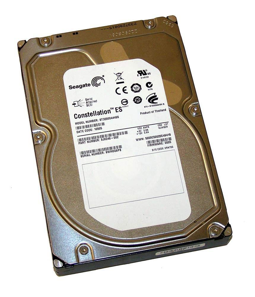 """Seagate used SAS HDD ST32000444SS 2TB, 6G, 7.2K, 3.5"""" - SEAGATE 13424"""