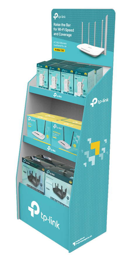 TP-LINK stand προβολής STAND-TPL, 175 x 75 x 35cm - TP-LINK 37074