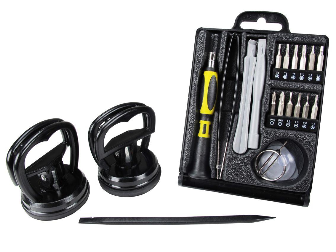 SPROTEK Repair Tool kit, για smartphones, Κασετίνα, 22 τεμ. - SPROTEK 10071