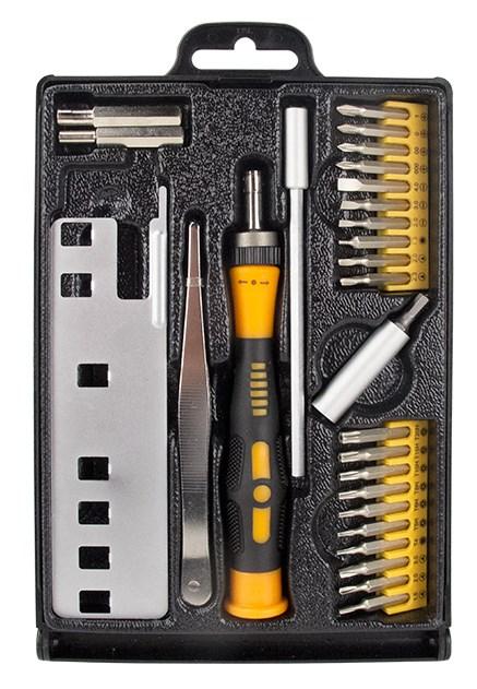 SPROTEK Repair Tool Kit STK-2816, για Xbox - PS2 - PS3, 27 τεμ. - SPROTEK 8474