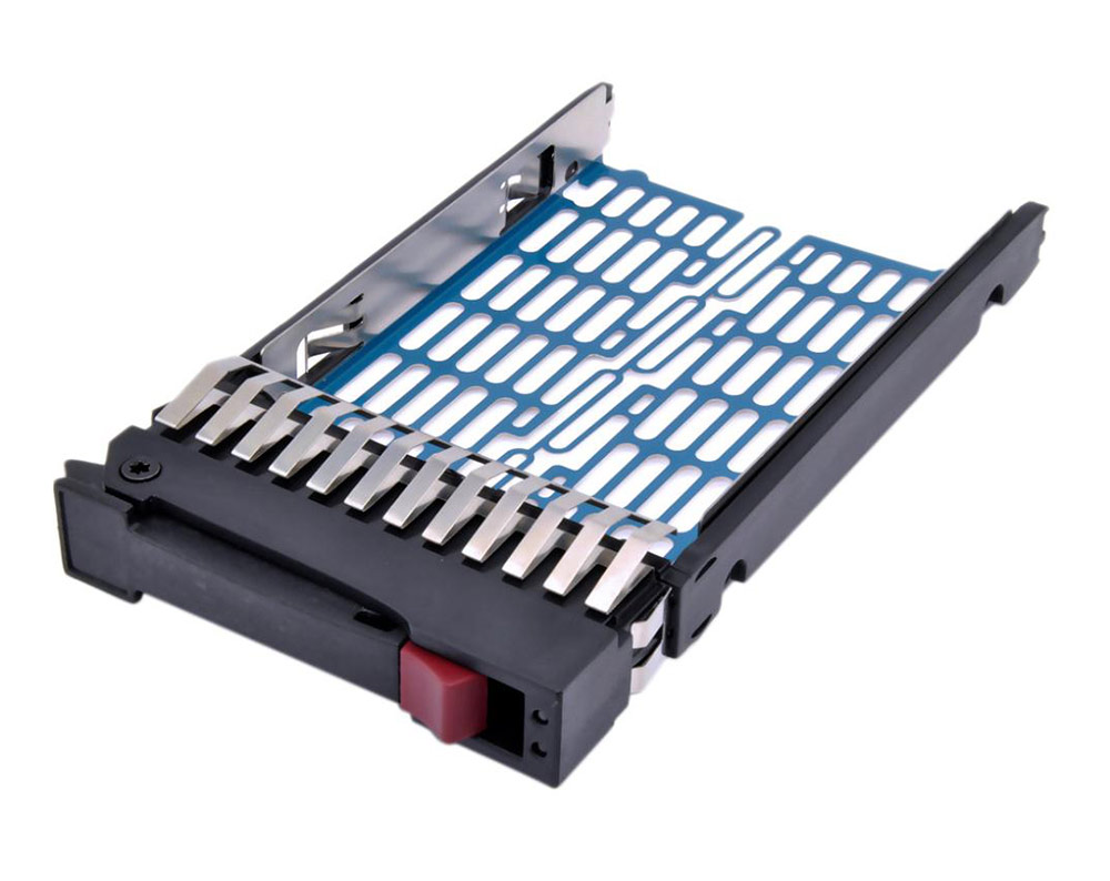 """SAS HDD Drive Caddy Tray 378343-002 For HP DL380 DL360 G6 G7 2.5"""" (new) - UNBRANDED 11243"""