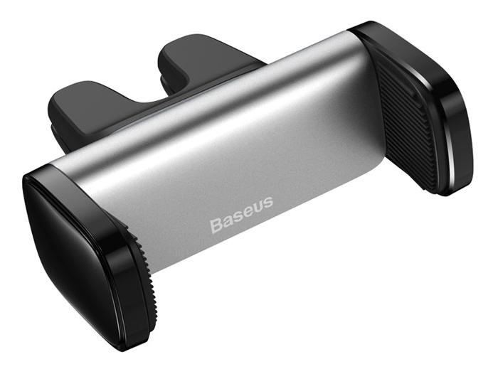 BASEUS βάση smartphone για αυτοκίνητο SUGP-0S, ασημί - BASEUS 41310