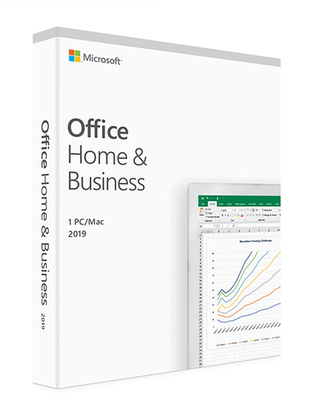 MICROSOFT Office Home and Business 2019 T5D-03216, medialess, EN - MICROSOFT 26187