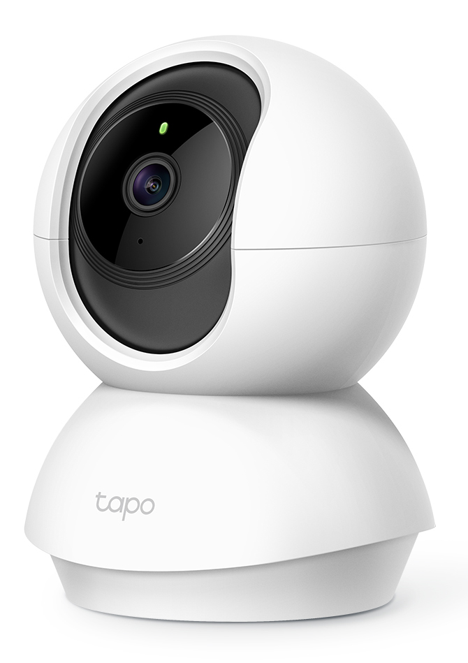 TP-LINK Wi-Fi Camera Tapo-C200 Full HD, Pan/Tilt, two-way audio - TP-LINK 29667