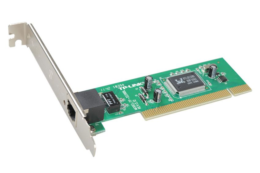 TP-LINK 10/100Mbps PCI Network Adapter - TF-3239DL - TP-LINK 6653