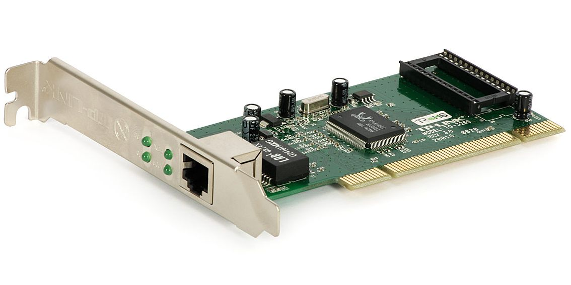 TP-LINK Gigabit PCI Network Adapter - TG-3269 - TP-LINK 6663