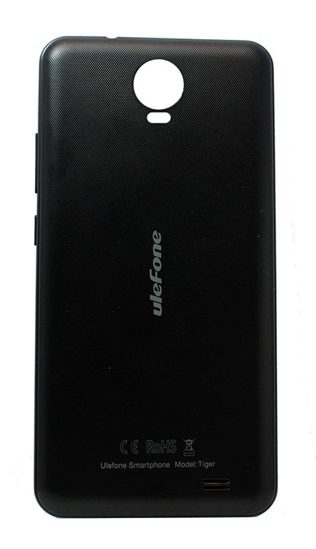 ULEFONE Battery Cover για Smartphone Tiger 3G, Black - ULEFONE 16887