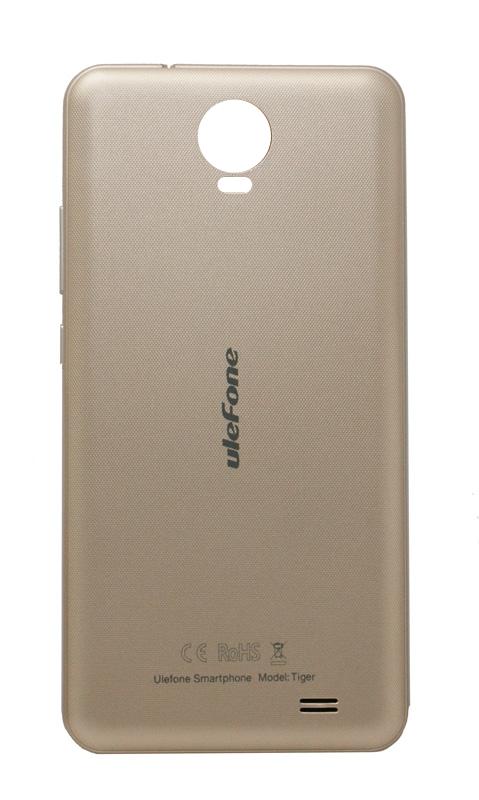 ULEFONE Battery Cover για Smartphone Tiger 3G, Gold - ULEFONE 16886