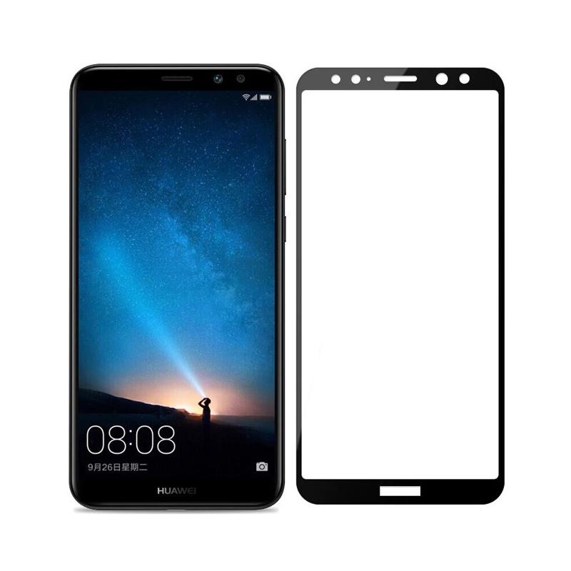 POWERTECH Tempered Glass 3D για Huawei Mate 10 Lite, Black - POWERTECH 20433