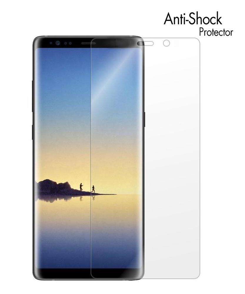 POWERTECH Screen Protector 0.15mm Bioshield, Samsung Note 8, Full cover - POWERTECH 22369