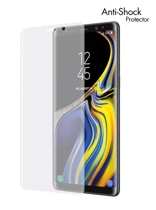 POWERTECH Screen Protector 0.15mm Bioshield, Samsung Note 9, Full cover - POWERTECH 22370