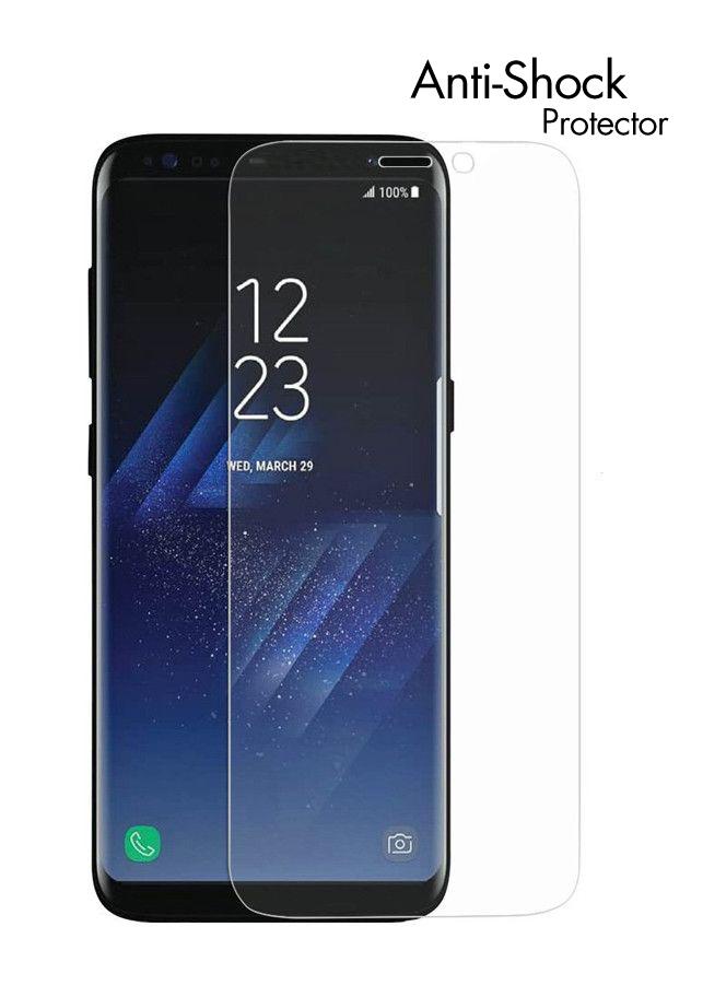 POWERTECH Screen Protector 0.15mm Bioshield, Samsung S8, Full cover - POWERTECH 22372