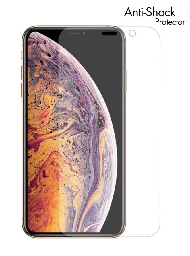 POWERTECH Screen Protector 0.15mm Bioshield, iPhone XS Max, Full cover - POWERTECH 22377